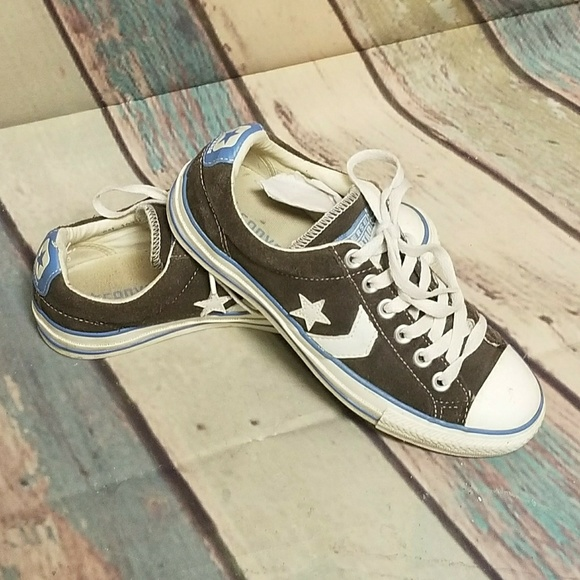 d895bc1f5169 Converse Shoes - Converse All star Reissue Sneakers brown suede